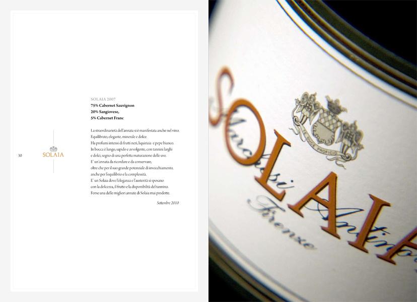Solaia 2007  Book